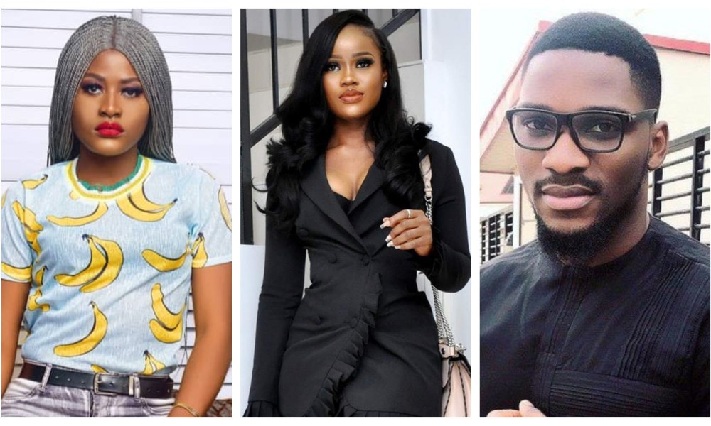 , Video: Alex exposes how Tobi rejected Cee-c