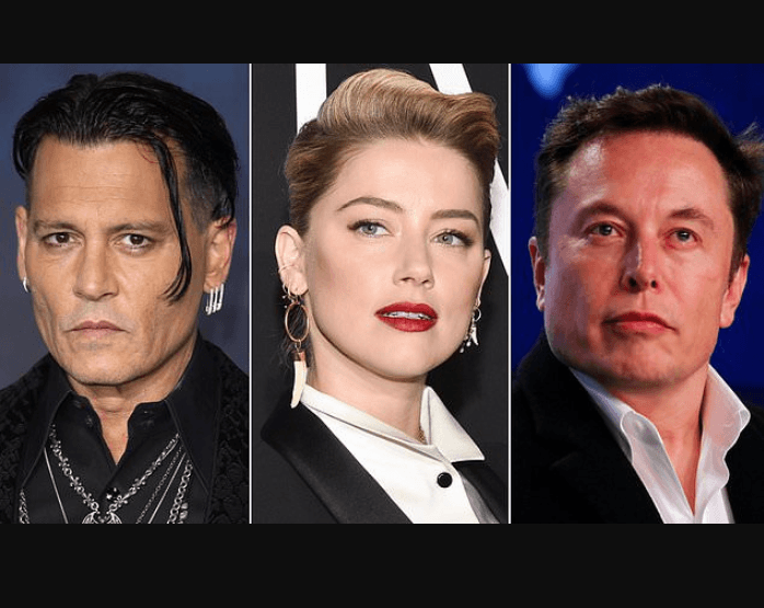 , American actor Johnny Depp accuses ex-wife Amber Heard of starting an affair with Tesla founder Elon Musk a month after they got married, Latest Nigeria News, Daily Devotionals & Celebrity Gossips - Chidispalace