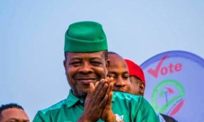 Court strikes out suit seeking to stop Imo state governor-elect, Emeka Ihedioha's inauguration