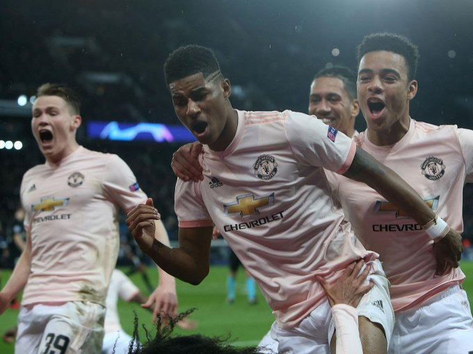 , Champions League: United's history boys topple PSG