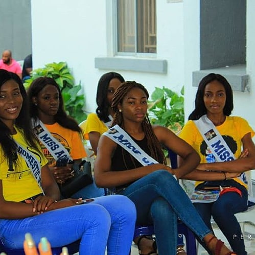 22-year-old Freda Fred, ex-Miss Bayelsa Queen crowned Miss South South Nigeria Tourism 2019