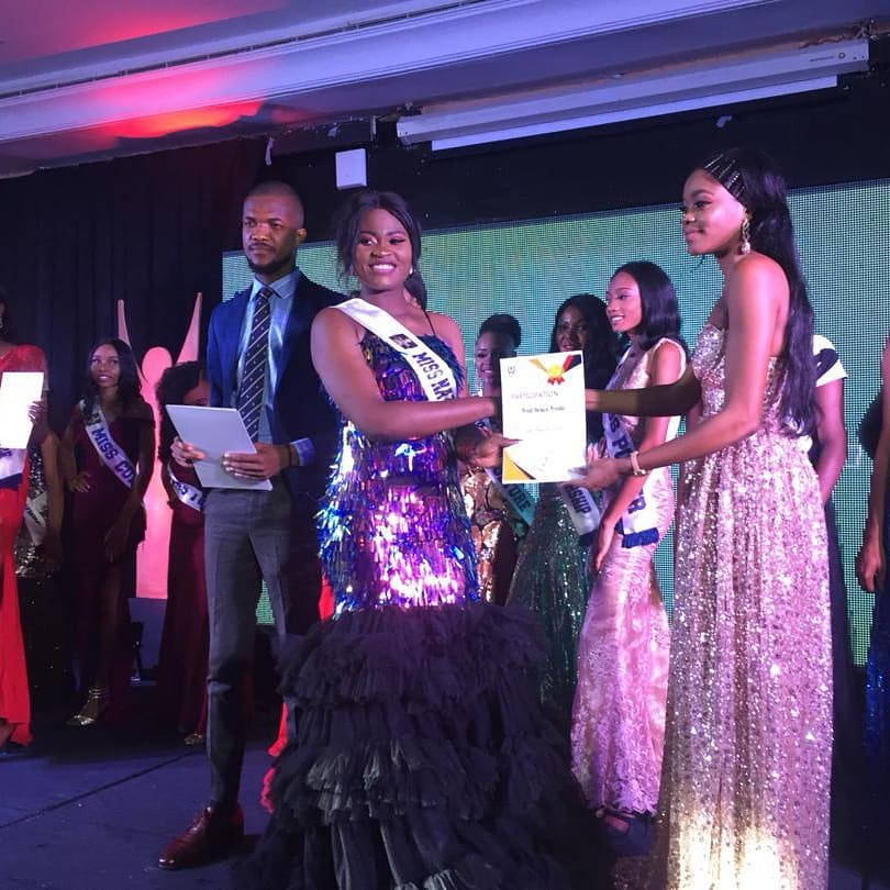 , 22-year-old Freda Fred, ex-Miss Bayelsa Queen crowned Miss South South Nigeria Tourism 2019