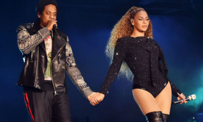 Beyonce and Jay-Z set to receive top honors as 'passionate defenders of human rights' at GLAAD Media Awards.