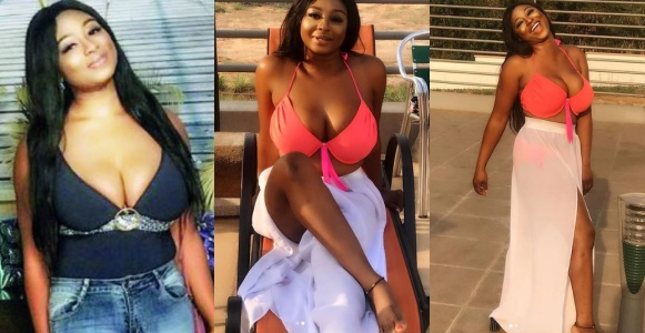 , My boobs are my selling point, they cannot be hidden, they keep popping out– Actress Josephine Nwaghanata