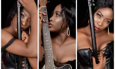 Queen Freda fred, Nigerian Beauty Queen Freda Fred Shares Adorable Photos