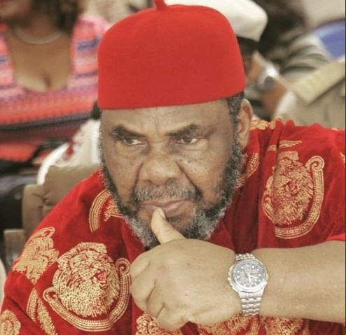"Nollywood Veteran Actor Pete Edochie Cries Out Over Movie 'Imitating Shiites As Terrorists' ""My Life Is In Danger"""