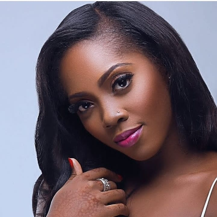 , Photo of the Day: Tiwa Savage looks adorable in throwback photo