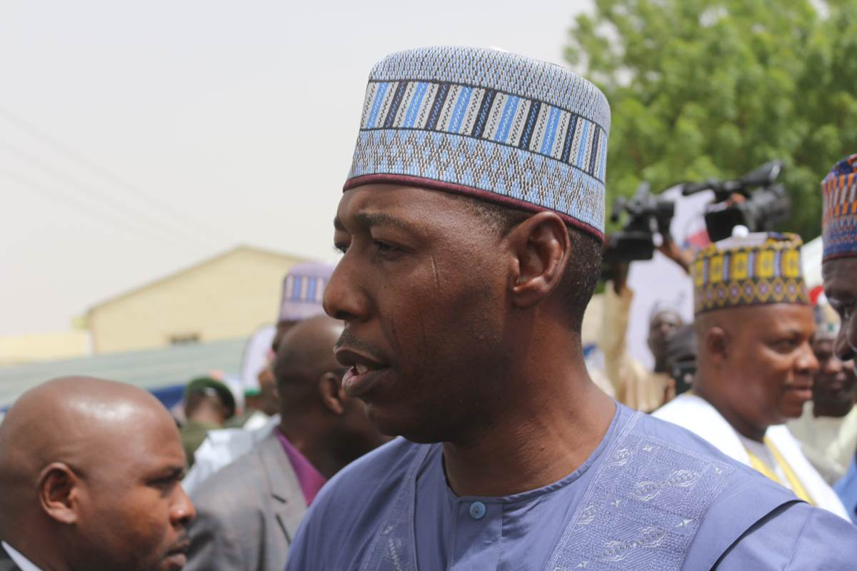 Borno Governorship Election: APC's Babagana Zulum, ex-commercial Driver wins poll