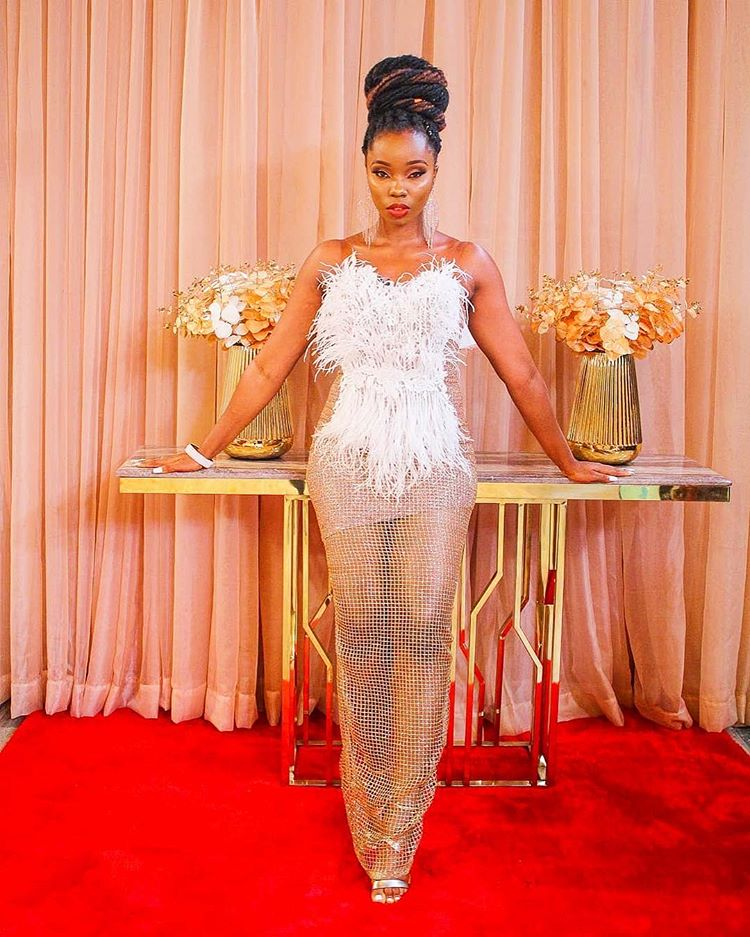 Busty BamBam show off hot legs and sexy body in new photos