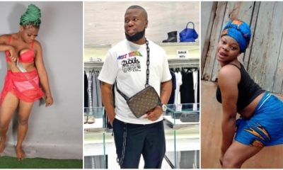 I Want To Have S3x With Hushpuppi Before My Marriage – Slay Queen Cries Out