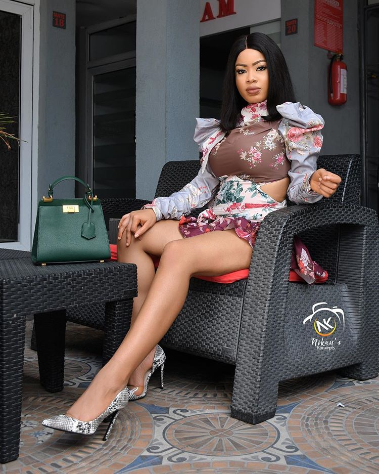 , Nina finally reveals what happened between her and Miracle (Watch Video)