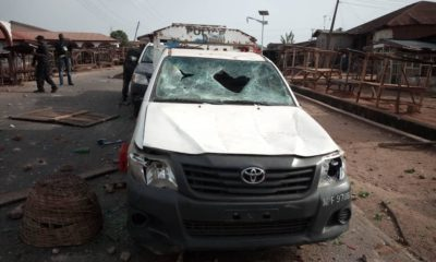 BREAKING: Ondo govt imposes curfew, bans total human, vehicular movement over disruption of election (PHOTOS)