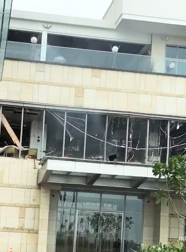 , British mum and her two young children are feared dead after the Sri Lanka hotel terror bombings