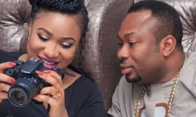 More Drama: Tonto Dikeh's ex-hubby, Olakunle Churchill petitions Police IG over alleged forgery and illegal sale of his N22 million Toyota Prado SUV