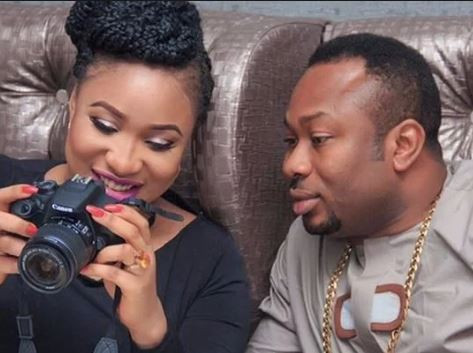 Photo of More Drama: Tonto Dikeh's ex-hubby, Olakunle Churchill petitions Police IG over alleged forgery and illegal sale of his N22million Toyota Prado SUV