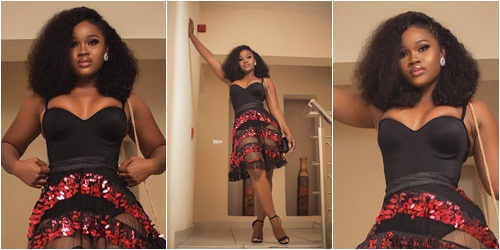 BBNaija star, Cee-c shows off hot body in new photos
