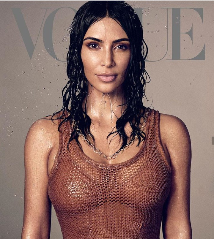 , Kim Kardashian elated as she gets her first solo Vogue US cover
