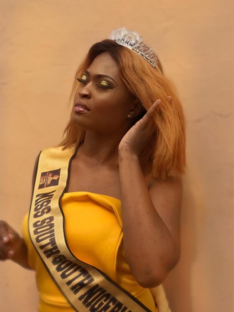 , Why I rejected gifts as Miss Bayelsa 2018 – Freda Fred