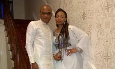 nnamdi kanu, Nnamdi Kanu speaks to me, hear what he said