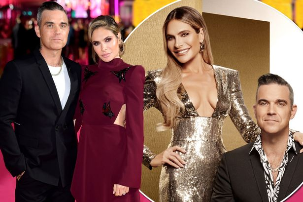 , Robbie Williams and Ayda Field quit X Factor now panel 'could be cut to three'