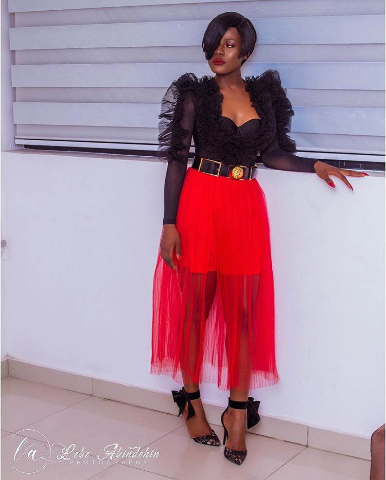 , Alex paints it red at the Campari 'makeitred' with 2face and Teddy A (Photos)