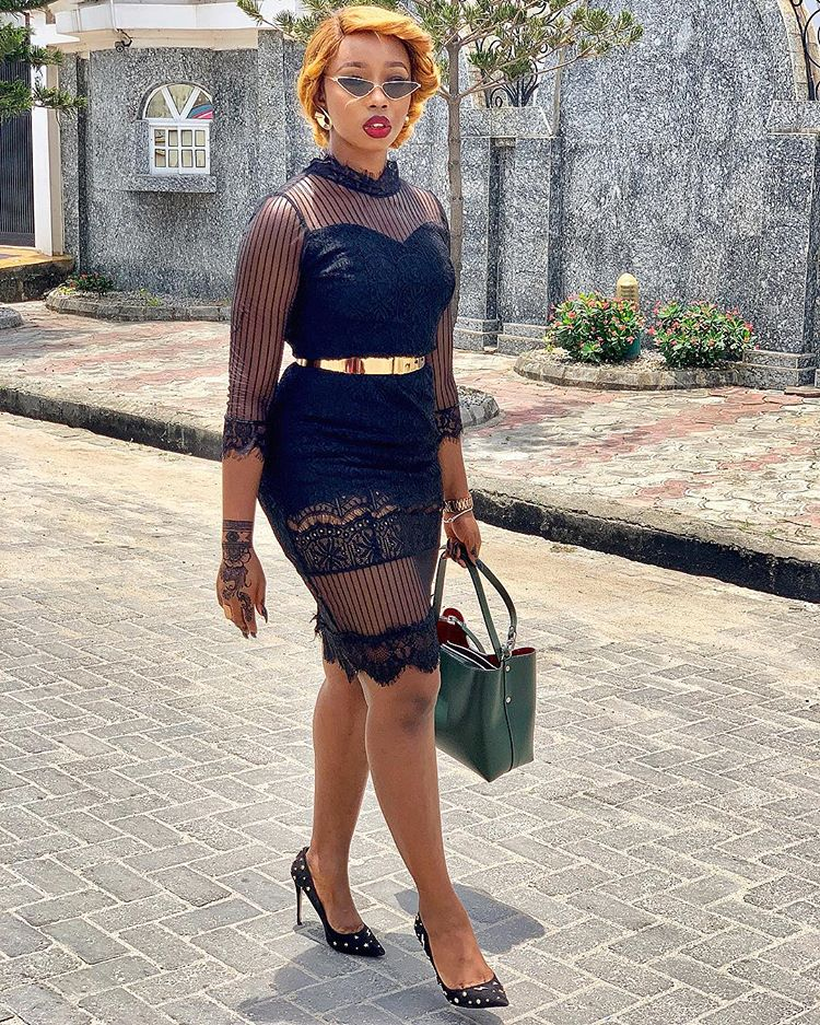 , Hottest photos of Big Brother Naija BamBam