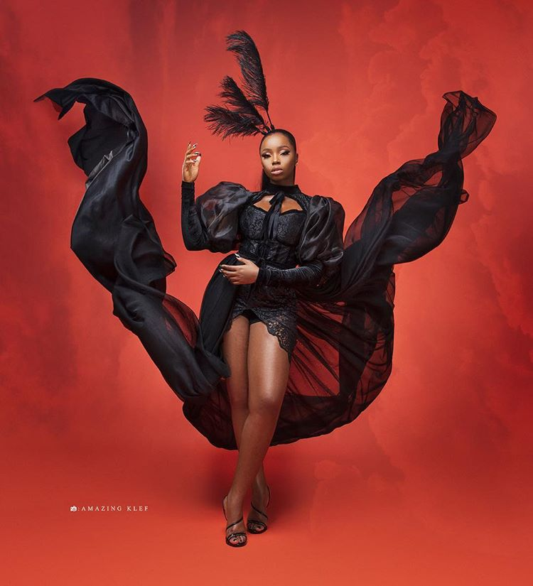 , I can't believe I'm 30, says BamBam as she show off hot legs