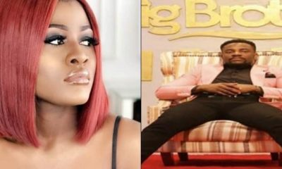 "#BBNaija Reunion: ""You centered your life around Cee-c ,Tobi and Leo"" – Ebuka shuts down Alex"