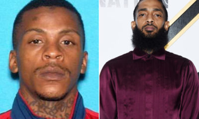 Suspect in Nipsey Hussle's murder captured after he showed up to a mental health facility (Video)