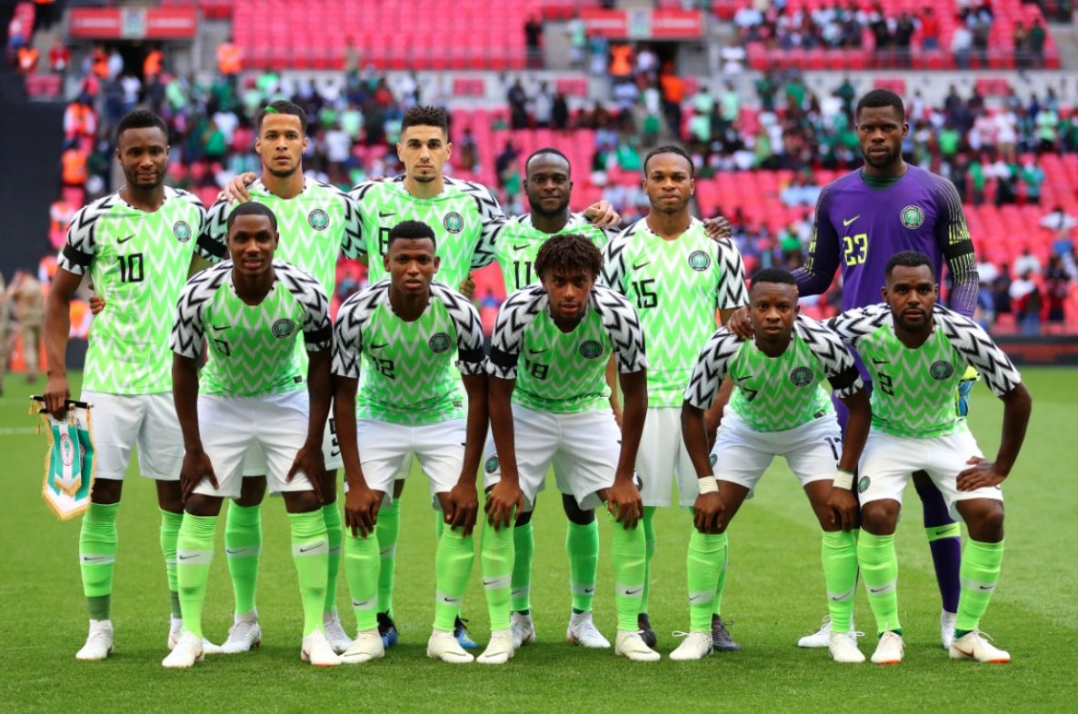 , New FIFA ranking: Super Eagles move to third in Africa