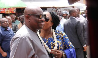 Rivers Governorship Live Result: Wike takes lead
