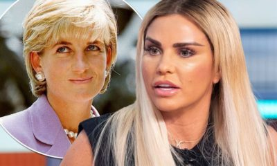 Katie Price morbidly predicts she will DIE in a car crash like Princess Diana