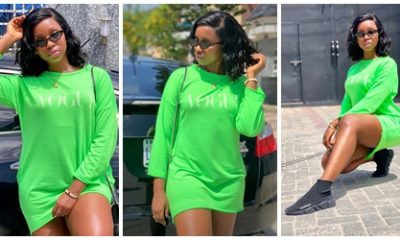 BBNaija's BamBam looks charming in new photos, BBNaija's BamBam looks charming in new photos
