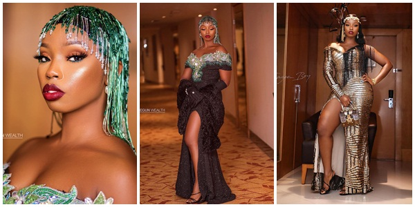 BamBam dishes hot photos, BBNaija star, BamBam dishes hot photos as she flaunts her curve, Fans react, Latest Nigeria News, Daily Devotionals & Celebrity Gossips - Chidispalace