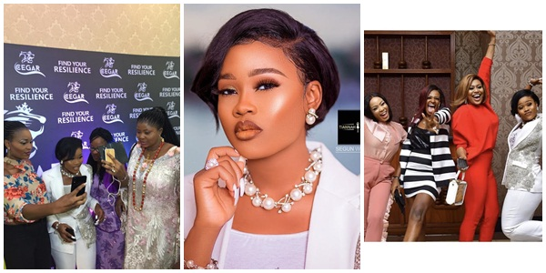 Cee-c's sport wear launch in style, BBNaija Ex-housemates, Others storm Cee-c's sport wear launch in style (Photos)