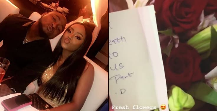 Davido Says Only Death Can Separate Him From Chioma - Watch Video
