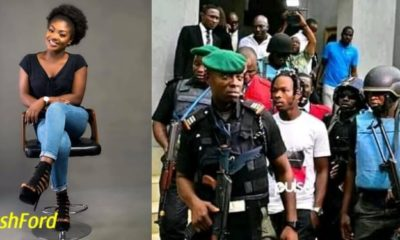'EFCC should kill Naira Marley' - Nigerian lady demands