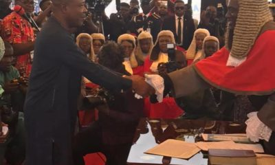 Hon. Emeka Ihedioha sworn in as 6th executive governor of Imo state (Photos)