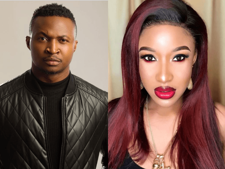 'Your son will grow up someday and be embarrassed' - Comedian, Funny Bone tells Tonto Dikeh