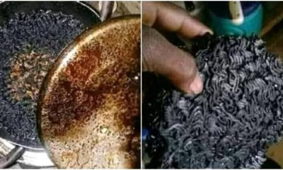 Girlfriend Burnt Noodles Because Of Zee World