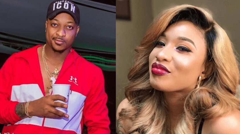 Photo of Tonto Dikeh threatens to expose Nollywood actor IK Ogbonna