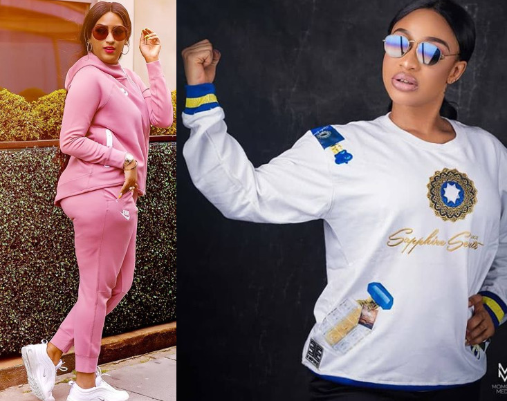 Juliet Ibrahim fires back at Tonto Dikeh, Juliet Ibrahim fires back at Tonto Dikeh after she called her out