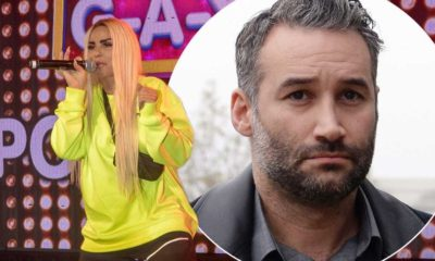 Katie Price ridicules ex Dane Bowers' penis on raucous night out