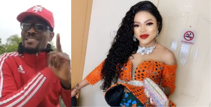 Man calls out Bobrisky as he initiates process to get him arrested (Video)