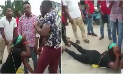 Man rejects marriage proposal from his Warri girlfriend (Watch Video)