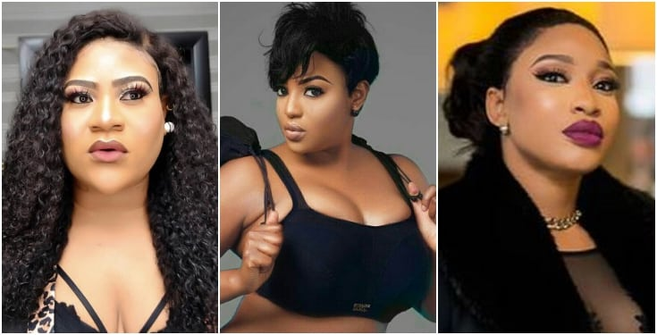 , Nkechi Blessing slams Funke Adesiyan, others for dragging Tonto Dikeh, Latest Nigeria News, Daily Devotionals & Celebrity Gossips - Chidispalace
