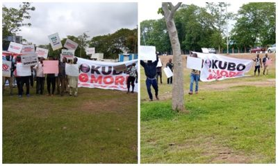 Youth demands the Vacation of Amnesty Boss, Charles Dokubo from office Niger Delta