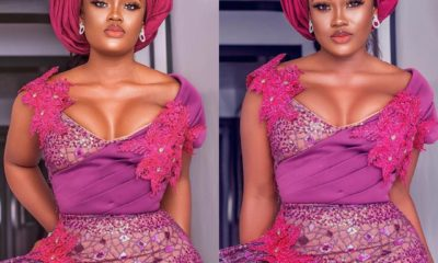 What Cee-c did at BamTeddy Traditional Marriage (Photos)