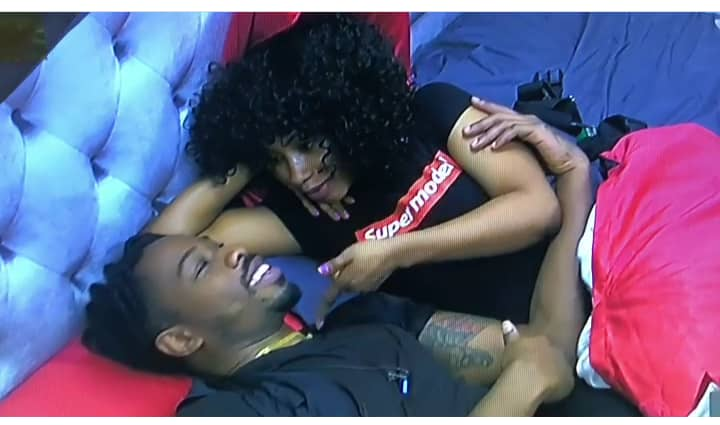 BBNaija 2019 Day 71: You too Ugly  - Mercy Tells Ike (Video)