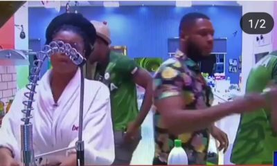 Cee-c, BBNaija 2018: Cee-c threatens to go naked, 'swear for her landlord'